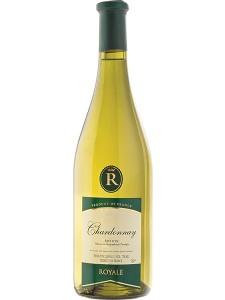 2015 Royale Chardonnay 750ml