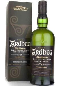 Ardbeg The Ultimate Islay Single Malt Aged 10 years 750ml