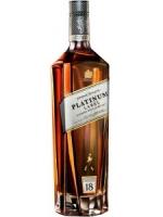 Johnnie Walker 18 years old Platinum Label Scotch