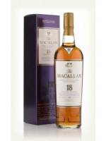 1991 The Macallan 18 Years Old Single Malt Scotch Whisky 700ml