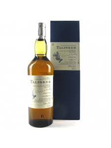 Talisker Aged 25 years Single Malt Scotch Bottled in 2005 750ml