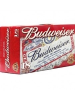 Budweiser 18-pack 12 oz cans