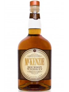McKenzie Bourbon Whiskey 750ml