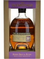 The Glenrothes Speyside Single Malt Scotch Whisky Distilled in 2001