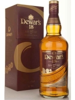 Dewar's 18 year old Scotch Whisky 750ml
