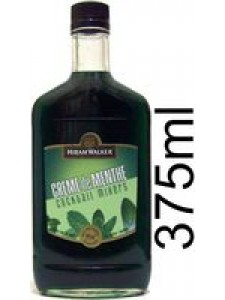 Hiram Walker Creme de Menthe 750 ml