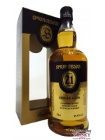 Springbank Aged 21 Years Campbeltown Single Malt Scotch 700 ml