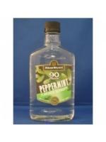 Hiram Walker Peppermint Schnapps 90 Proof 375 ML