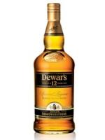 Dewar's 12 year old Blended Scotch Whisky