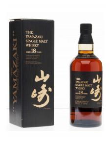 The Yamazaki 18 years Single Malt Japanese Whisky 750ml