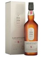 Lagavulin Aged 8 Years Islay Single Malt Scotch Whisky 750ml