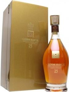 Glenmorangie Highland Single Malt Scotch Aged 25 years 700ML