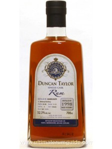 Duncan Taylor Single Cask Rum Bottled in 1998 Aged 16 Years