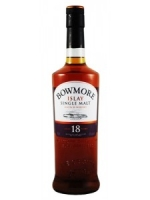 Bowmore Islay Single Malt Scotch Whisky 18 Year 750ml