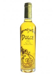 Dolce Liquid Gold from Napa 2012 375ml