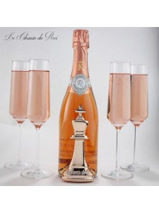 Le Chemin du Roi Champagne Rose / 50 cents / the king