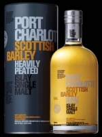 Port Charlotte Scottish Barley Islay Single Malt Scotch