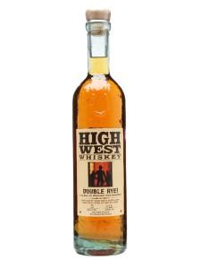 High West Whiskey Double Rye! 750ml