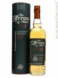 The Arran Malt Single Cask Single Malt Scotch 750ml