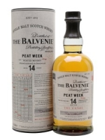 The Balvenie 14 Years Old Peat Week Peated Single Malt Scotch Whisky