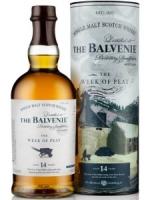 The Balvenie 14 Years Old Peat Week Peated Single Malt Scotch Whisky