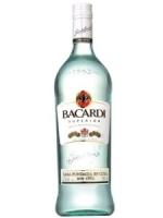 Bacardi Superior Puerto Rican Rum 750 ML