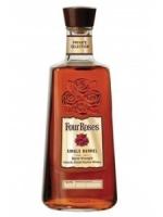 Four Roses Single Barrel, Barrel Strength Kentucky Straight Bourbon Whiskey Warehouse MW Barrel 50-4F