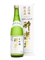 Suiakuten Sake 'Heaven of the tipsy delight' 720 ML