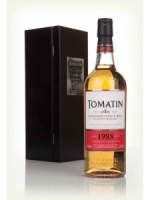 Tomatin Limited 1988 Release Scotch 750ml