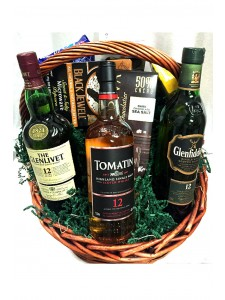 Scotch Gift Basket