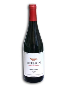 Hermon Mount Hermon Red Galilee Red Wine 2016 750ml