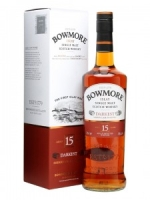 Bowmore Islay Single Malt Scotch Whisky Aged 15 Years 750ml