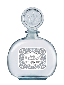 Azulejos Double Distilled Silver Tequila 750ml