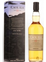 Caol Ila Aged 15 Years Single Malt Scotch Whisky 750ml
