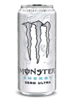 Monster Zero Ultra 16 oz. can
