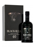 Black Bull 40 Years Old Scotch Whisky 750ml