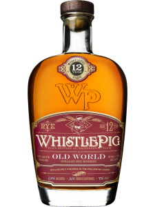 WhistlePig Old World Aged 12 Years Straight Rye Whiskey 750ml