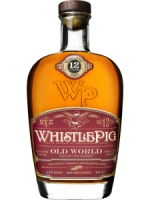 WhistlePig Old World Aged 12 Years Straight Rye Whiskey