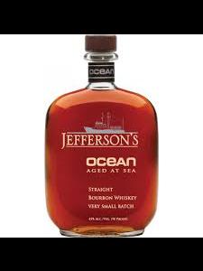 Jefferson's Ocean Kentucky Straight Bourbon Whiskey 750ml
