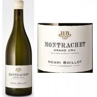 Domaine Henri Boillot Montrachet Grand Cru 2009 Rated 92VM