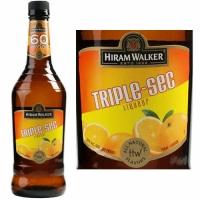 Hiram Walker Triple Sec Liqueur US 1L