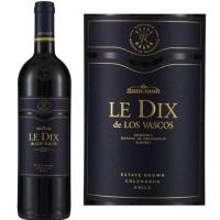 Le Dix by Los Vascos Estate Colchagua Cabernet 2013 (Chile)