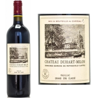 Chateau Duhart-Milon Pauillac 2009 Rated 97WA