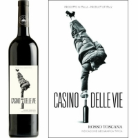 Il Palagio Casino delle Vie Rosso Toscana IGT 2015 Rated 92JS