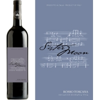 Il Palagio Sister Moon Rosso Toscana IGT 2013 Rated 93JS