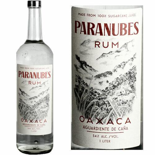 Paranubes Rum Oaxaca Aguardiente de Cana 1L