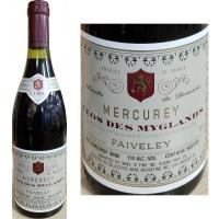 Faiveley Mercurey Clos Des Myglands 1989