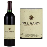 Bell Ranch Sebastiani Estate Sonoma Cabernet 1985