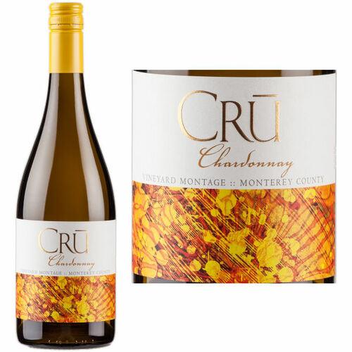Cru Vineyard Montage Monterey Chardonnay 2017