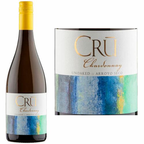Cru Vineyard Unoaked Arroyo Seco Chardonnay 2019